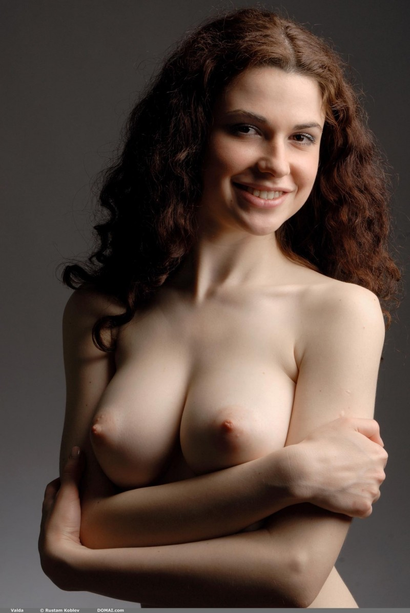 Beautiful big natural tits