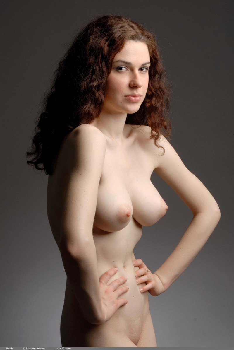 Nude natural breasts