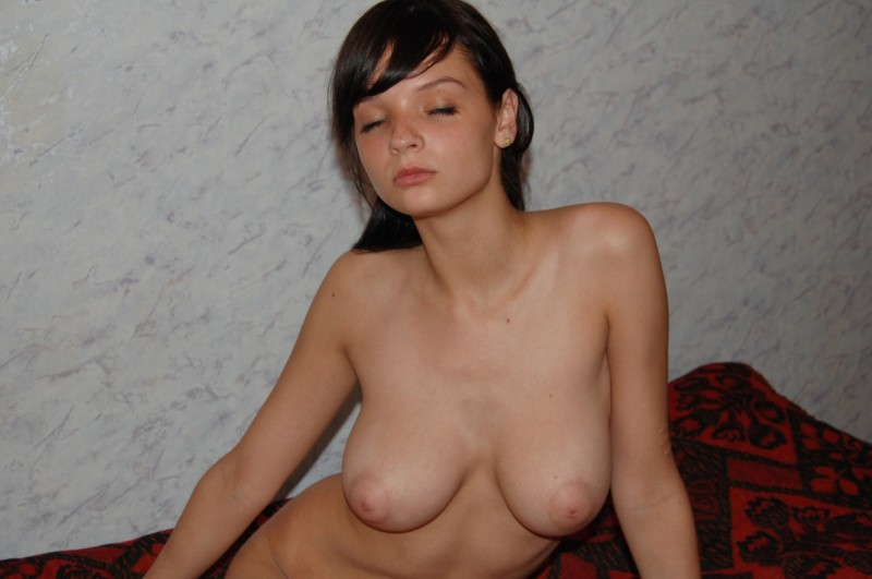 from Cristian young saggy breasts nakef