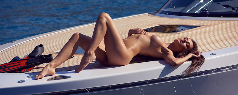 Veronika Klimovits – Dive cruise