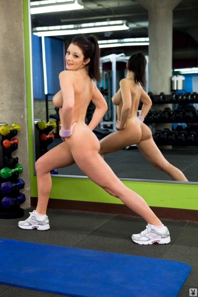 Workout with Jamie Graham and Jordan Monroe - RedBust