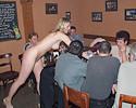 Nude in the Pub