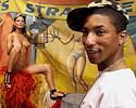 Sandra Hubby & Pharrell Williams