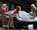 Ferrari Carwash