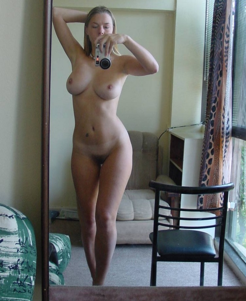Amateur girl shot herself