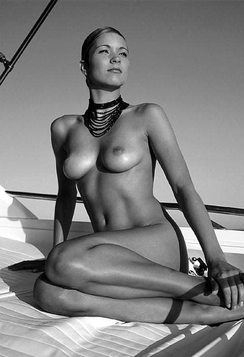 Black and white erotic