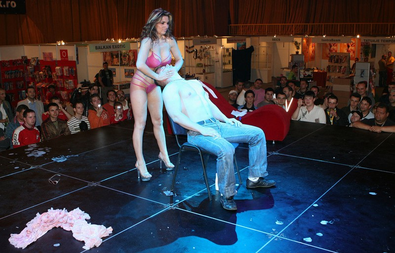 Eros Show 2007 in Bucharest