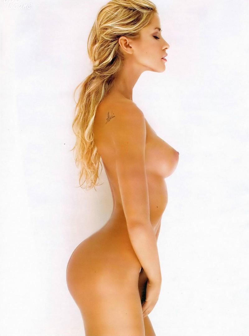 Elisabetta canalis backstage max 2003 - 2 part 7