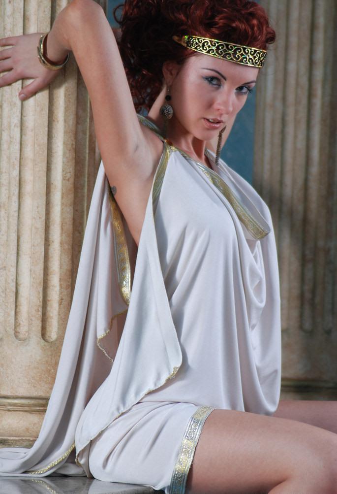 Greek Goddess - Redbust-2603