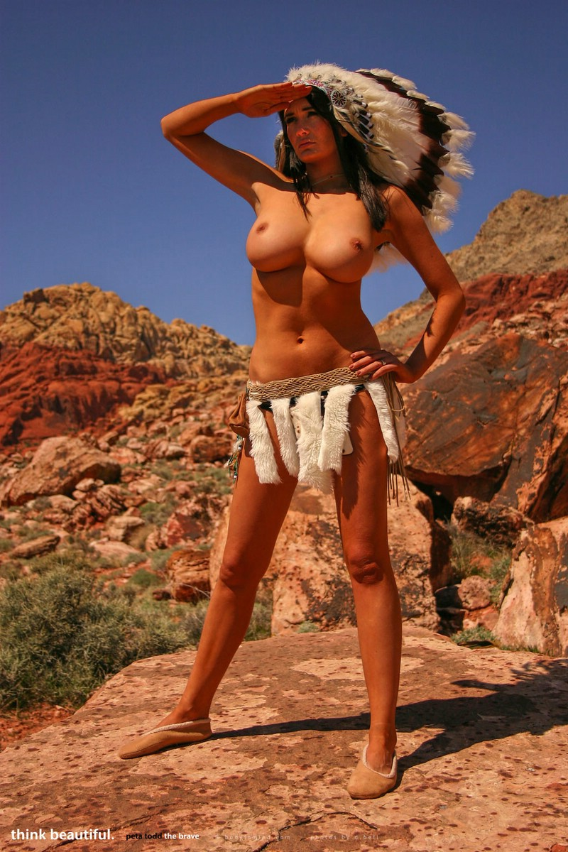 Peta Todd  Indian Chief Vol2 - Redbust-9910