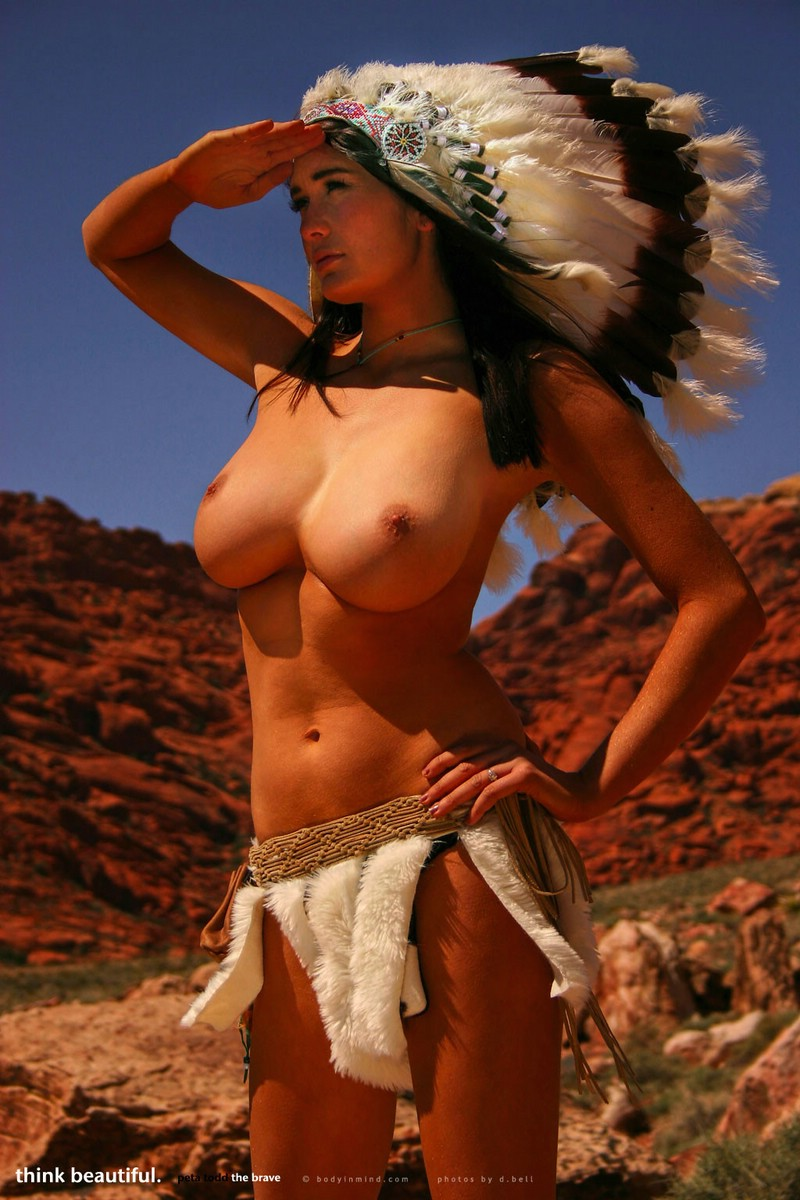 Native american woman tits — pic 12