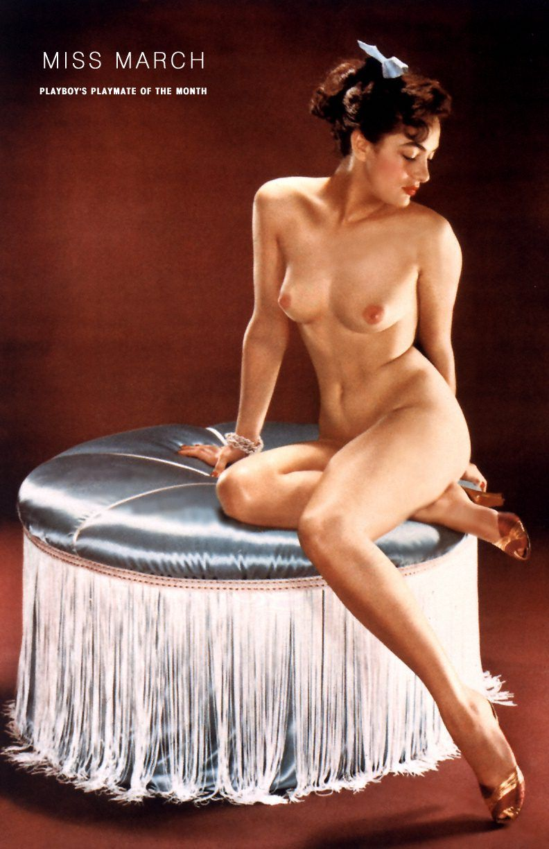Playmates From The 50S - Redbust-5442