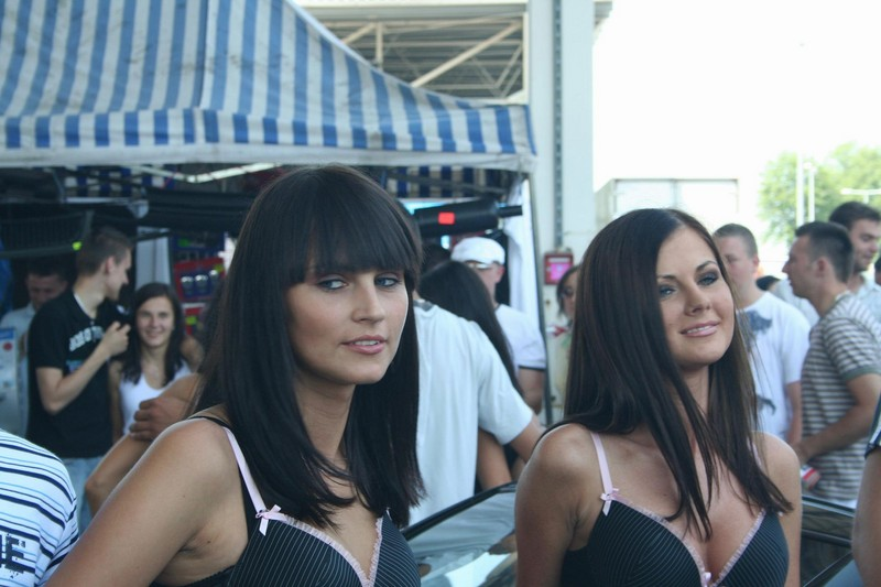 Polish hostesses