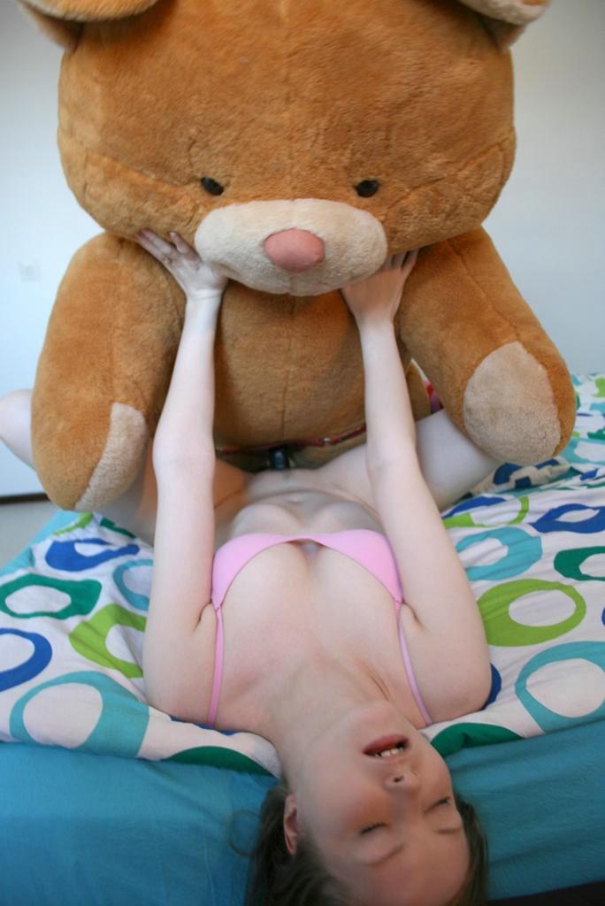 teddy bear porn sex
